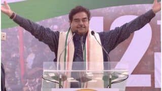 Shatrughan Sinha Praises PM Modi For His Independence Day Speech, Calls it 'Well Researched, Thought-provoking'