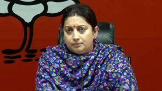 Smriti Irani Attacks Congress Over Sohrabuddin Case Verdict, Says UPA Govt Misused CBI to Frame Amit Shah