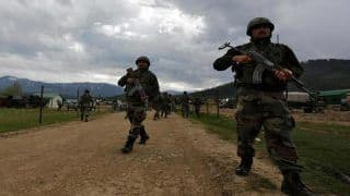 Jammu And Kashmir: 3 Hizbul Terrorists Killed in Encounter With Security Forces in Shopian
