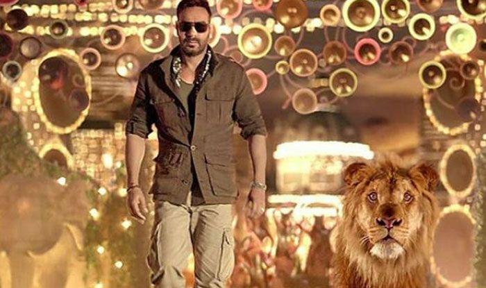PICS: बॉलीवुड सिंघम अजय देवगन ने असली शेर के साथ किया रैंपवॉक, बस कुछ ही देर में देखिए 'टोटल धमाल' का ट्रेलर