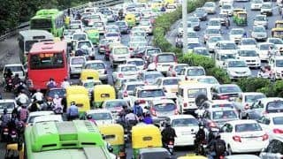 Transport Strike in Delhi-NCR Today: Schools Shut, Auto, Taxis And Buses to Stay Off the Roads to Protest New Motor Vehicle Act - All You Need to Know