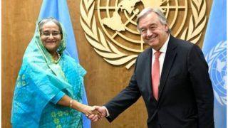 बांग्लादेश चुनाव: विपक्ष ने धोखाधड़ी का लगाया आरोप, UN ने हिंसा पर जताई चिंता कहा- शिकायतों को शांति से निपटाएं