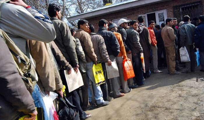 Unemployment Rate at 45-year High After Demonetisation, Shows Survey on Jobs 'Delayed' by Govt: Report