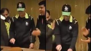 Happy Birthday AB de Villiers: How Mr 360 Celebrated on Turning 35 After Lahore Qalandars PSL 2019 Match | WATCH VIDEO