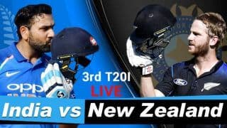 Highlights India vs New Zealand 3rd T20I Seddon Park, Hamilton: New Zealand Edge India in Thriller by 4 Runs to Win Series 2-1