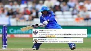 India Women vs New Zealand Women: Mithali Raj Not Picked For 1st T20I Against White Ferns, Twitter Fumes
