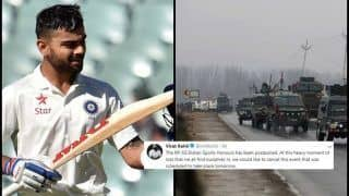 In Wake of Pulwama Attack, Virat Kohli Postpones RP-SG Indian Sports Honours as a Mark of Respect
