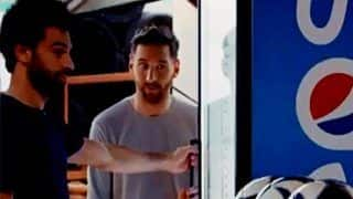 Mohammed Salah vs Lionel Messi: The Incredible Showdown Between Liverpool And Barcelona Stars in New Pepsi ad | WATCH VIDEO