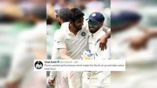 Indian Sports Honours: Virat Kohli Urge Fans to Vote For Rishabh Pant, Jasprit Bumrah in Men's Breakthrough Performance of 2018 Category