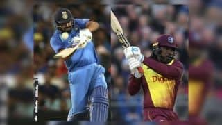 India vs New Zealand: Rohit Sharma Could Surpass Martin Guptill as Leading Run-Getter in T20Is, Chris Gayle to Become Cricketer With Most Sixes And a Virat Kohli Record
