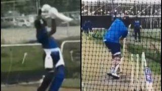 India vs Australia 2019: Virat Kohli, Rohit Sharma, Hardik Pandya Hit Nets Ahead of 1st T20I at Vizag   WATCH VIDEO