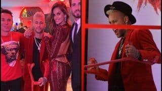 Neymar Jr Celebrates His 27th Birthday With Glittering Party in Paris   SEE PHOTOS AND VIDEOS