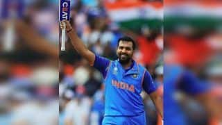 India vs Australia 2019: Rohit Sharma on Cusp of World Record, Could Surpass Martin Guptill, Chris Gayle, MS Dhoni to Hit Maximum Sixes in T20I History