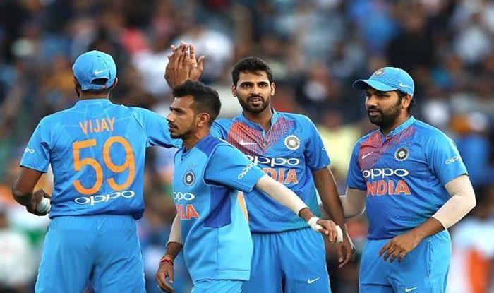 3rd T20I India vs New Zealand