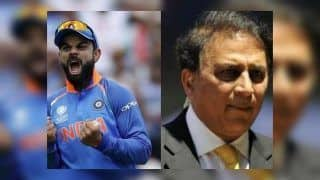 If Situation Arises Virat Kohli Can Play at No.4: Sunil Gavaskar Doesn't Completely Disagree With Ravi Shastri