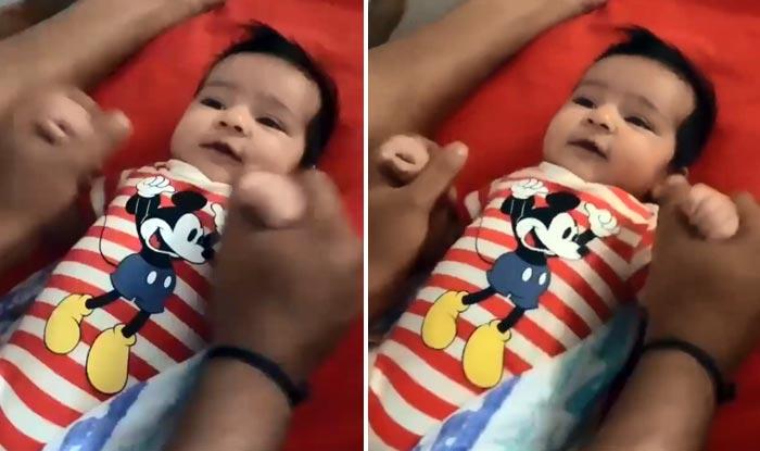 Rohit Sharma Baby Samaira