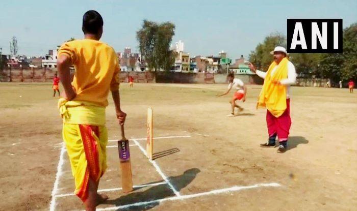 Sanskrit Cricket
