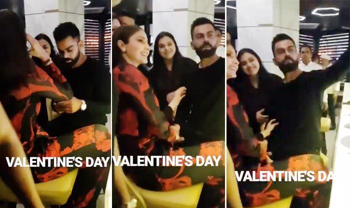 Valentines Day Virat Anushka