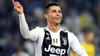 Serie A: Cristiano Ronaldo Equals Juventus's Goalscoring Record Set in 1958 Against Frosinone
