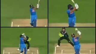India vs New Zealand 2nd T20I: Rohit Sharma's Four Sixes, How Hitman Surpassed MS Dhoni to Become Team India's Leading Six Hitter in International Cricket | WATCH VIDEO