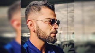 Virat Kohli Posts on Twitter, Herschelle Gibbs Calls it The Beatles Star John Lennon Look | PIC
