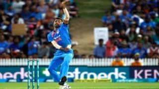 India vs Australia 2019: Hardik Pandya Ruled Out With Lower Back Stiffness; Ravindra Jadeja Named as Replacement in ODIs by BCCI
