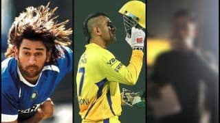 India vs Australia 2019: MS Dhoni Gets New Look Ahead of Aus Series From Sapna Moti Bhavnani | PIC INSIDE