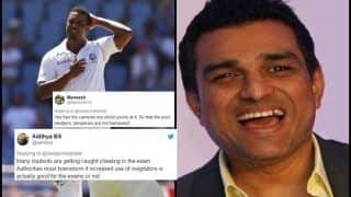 Sanjay Manjrekar Trolled For Asking ICC to Introspect on Use of Stump Mics After Sarfraz Ahmed And Shannon Gabriel Episode