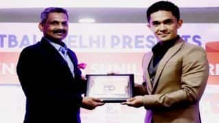 'Will Always be There For Development of Football in Delhi,' Says Sunil Chhetri After Receiving Football Ratna Award