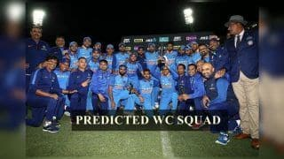 India's Predicted WC Squad: Is This Men In Blue   s Final 15-Man Squad?