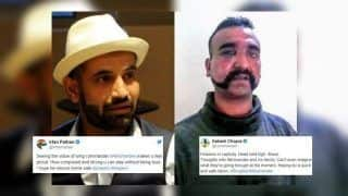 Aakash Chopra, Irfan Pathan Laud Indian Pilot Abhinandan's Calm Demeanour Despite Being in Pakistan's Custody | SEE POSTS
