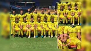 India vs Australia 2019: Glenn Maxwell on Viral Photo: Think Marcus Stoinis, Pat Cummins Were Genuinely Holding Hands | WATCH VIDEO