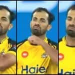 Peshawar Zalmi's Wahab Riaz Gives Quetta Gladiators Sarfraz Ahmed a WWE Star Undertaker-Like Send-Off After dismissal in PSL | WATCH