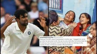 Pulwama Terror Attack: Ravichandran Ashwin Responds to Martyred TN CRPF Jawan Sivachandran Mother's Emotional Tale | SEE POST