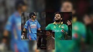 'Kya Hogaya Usko', Shahid Afridi Reacts After Being Asked About Gautam Gambhir's War Statement Post Pulwama Terror Attack | Watch Video