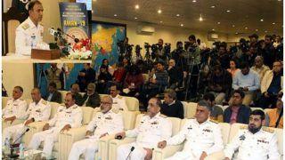 अमन-2019: पाक नेवी के वाइस एडमिरल ने कहा- समुद्री सुरक्षा सहयोगात्मक होनी चाहिए