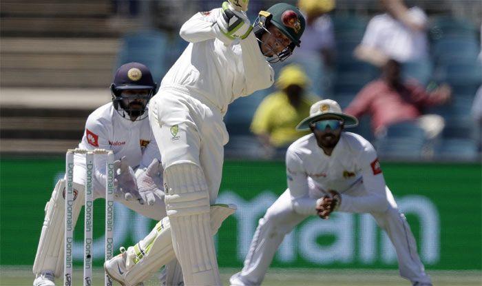 AUSvsSL: ऑस्ट्रेलिया ने 196 रन बना दूसरी पारी की घोषित, श्रीलंका के सामने बड़ा लक्ष्य