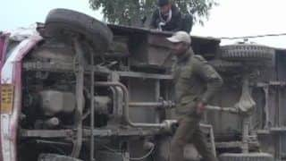 J&K: One Dead, 22 Injured After Mini Bus Overturns on Dhar Road