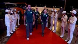 Afghanistan to Host Ireland For Full Tour in India