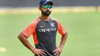 Ajinkya Rahane Seeks BCCI Permission to Play For Hampshire