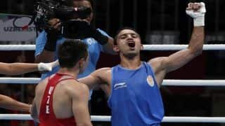 Amit Panghal Shines, India Assured of 5 Medals at Strandja Memorial Boxing Tournament