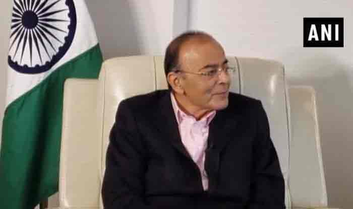 Union Minister Arun Jaitley Returns From US After Medical Treatment, Says he is 'Delighted to be Back Home'