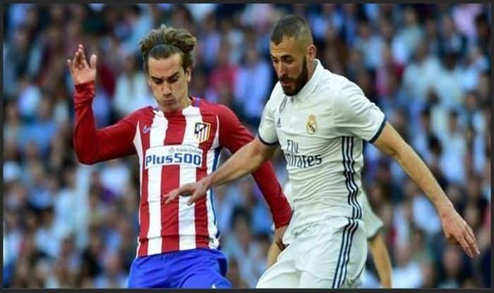 Atletico Madrid vs Real Madrid_Picture credits-twitter