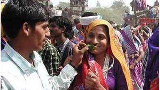 Bhagoria Mela 2019: भगोरिया मेले में बदली परंपरा, अब गुलाल लगा देने भर से नहीं मिलती दुल्हन