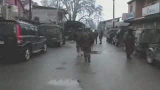 Jammu And Kashmir: Two Terrorists Killed in Encounter With Security Forces in Budgam; Arms And Ammunition Recovered