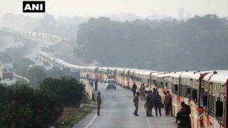 2019: प्रयागराज कुंभ में योगी सरकार का अनोखा रिकॉर्ड, 503 बसों की कराई परेड