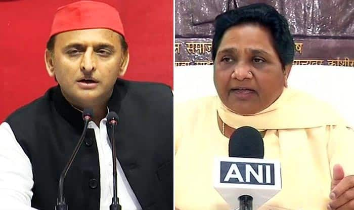 Lok Sabha Elections 2019: SP-BSP Announce Alliance in Maharashtra, to Contest All 48 Seats Together