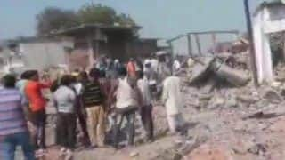 Uttar Pradesh: 11 Dead in Explosion at Two-storey Building in Bhadohi, Several Feared Trapped Under Debris
