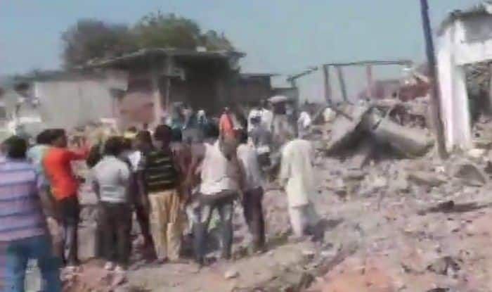 Uttar Pradesh: 11 Dead in Explosion at Two-storey Building