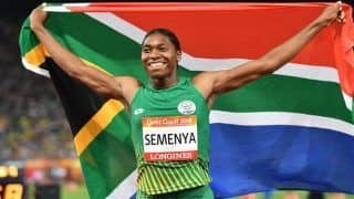 IAAF Wants Women's Olympic Champion Caster Semenya to be Classified as a Male Athlete, Landmark Hearing Awaited Next Week
